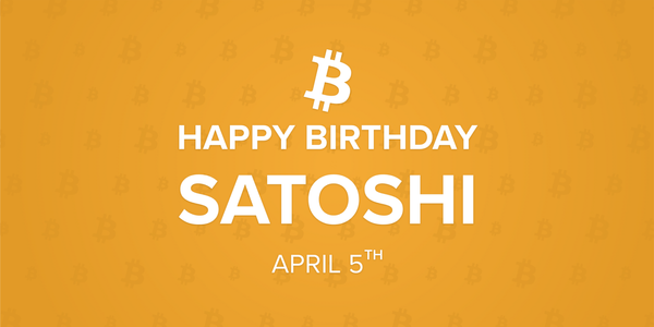 Happy Birthday, Satoshi: a Milestone in the History of Money